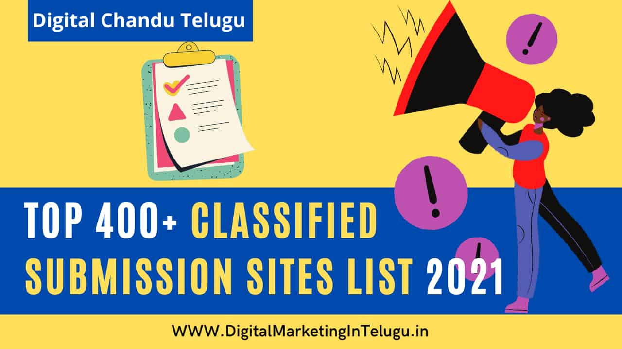 Classified-Submission-Sites-List