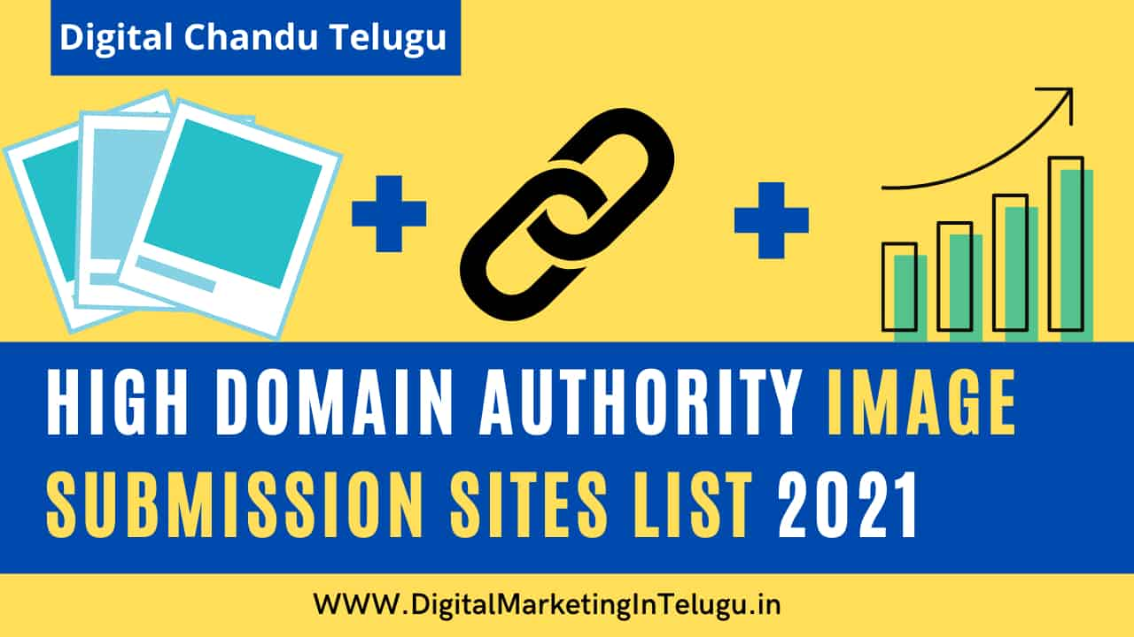 Image-Submission-Sites-List