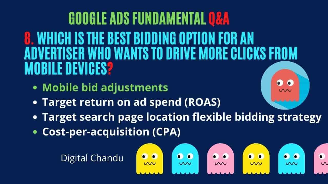 Google Adwords Fundamental