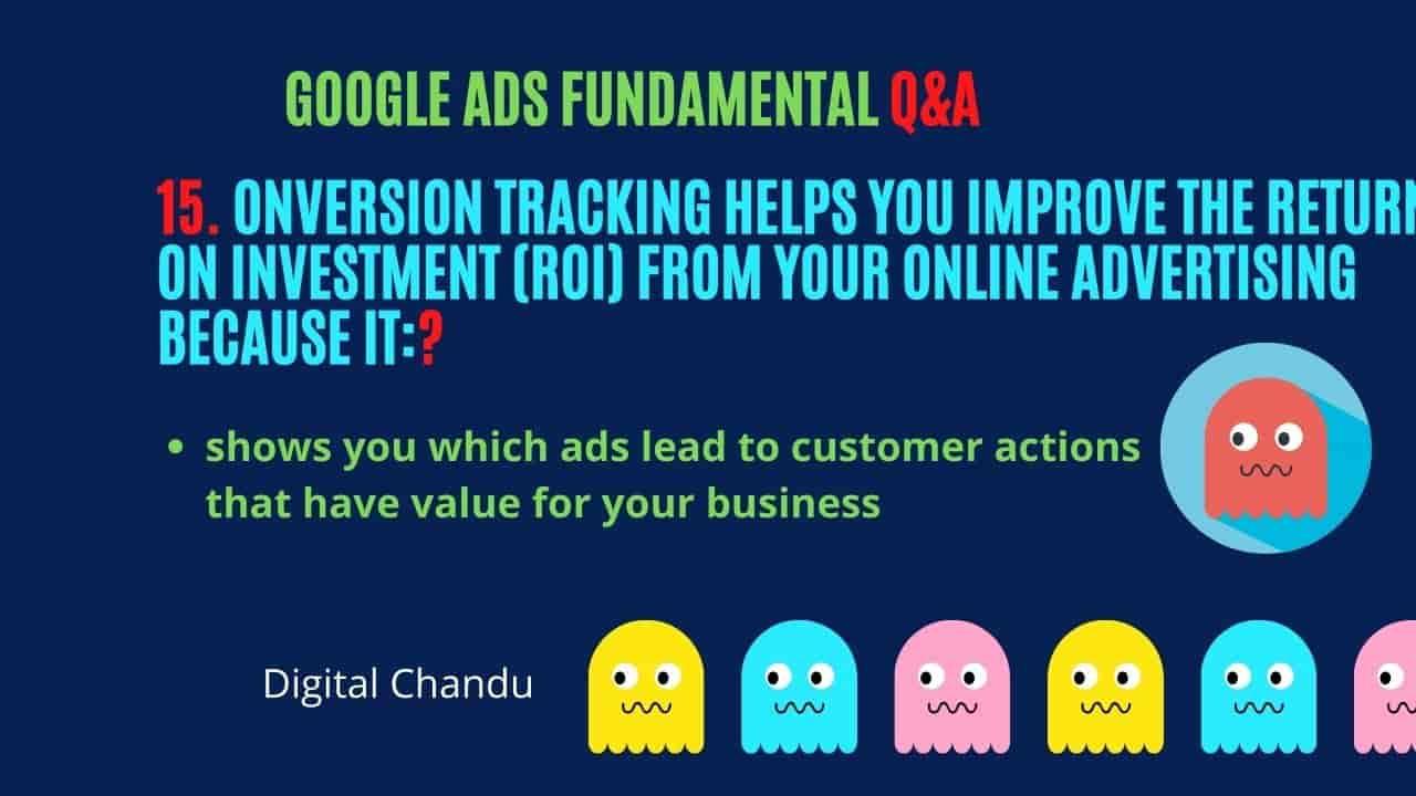 google ads display assessment