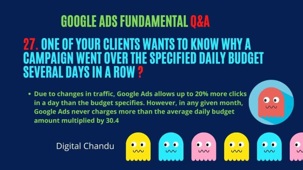 Google Ads Campaign Answers