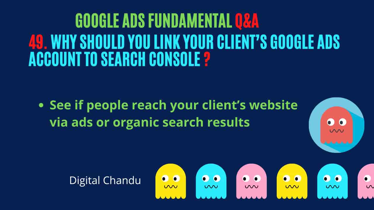 Google Search Console Linkup