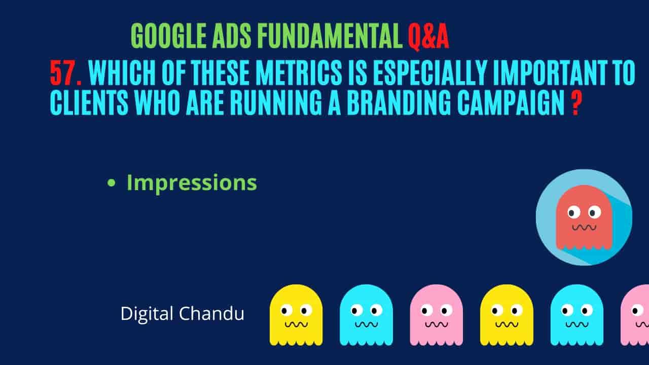 Google Ads branding Campaign