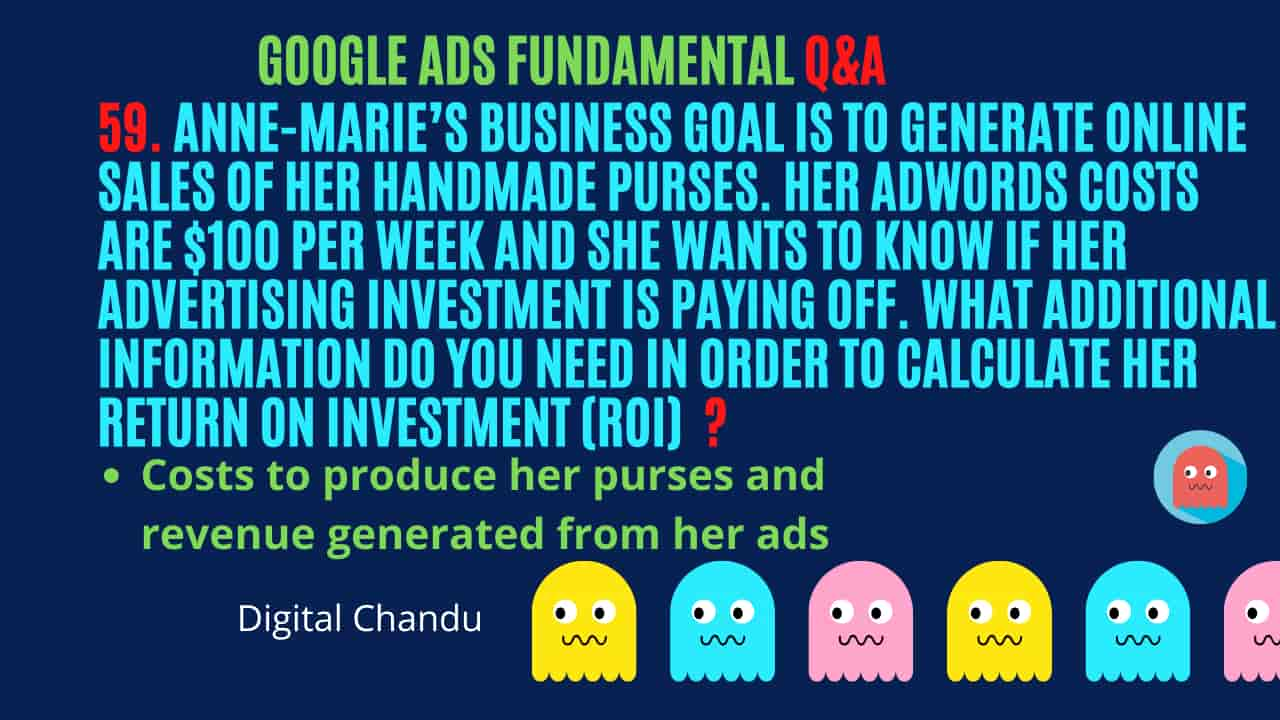 Google Ads Online Sales