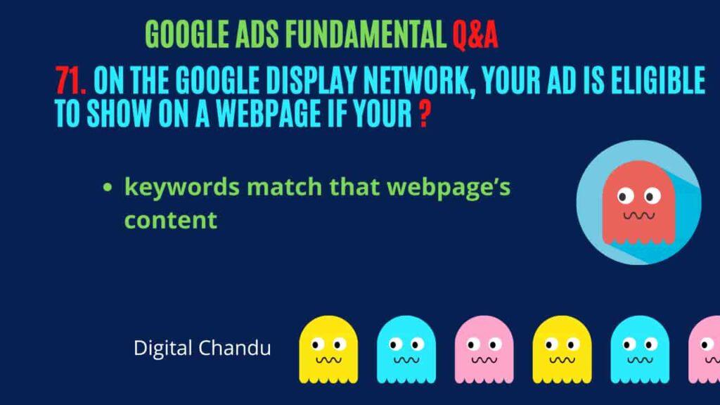 Google Display Network Ad