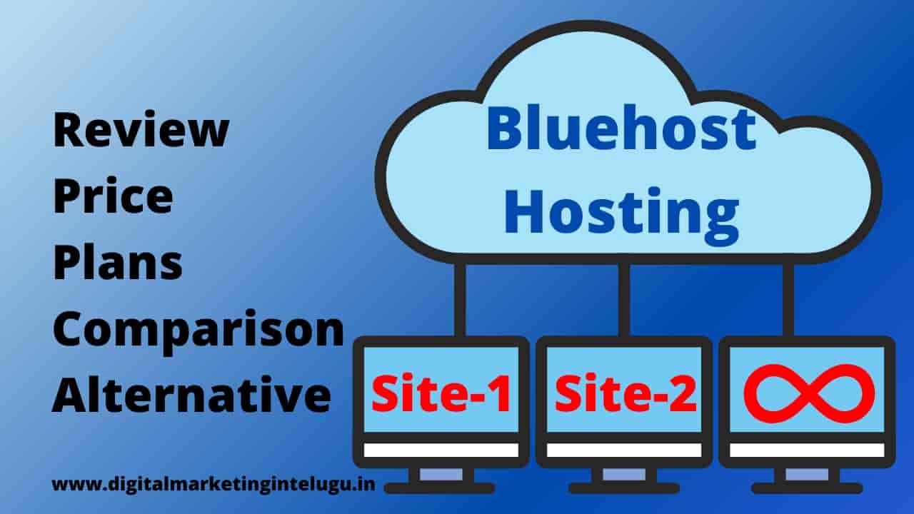 Bluehost Web Hosting India